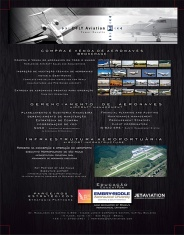 Anuncio de revista para CFLY Aviation