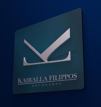 Identidade Visual Corporativa - Kairalla Filippos