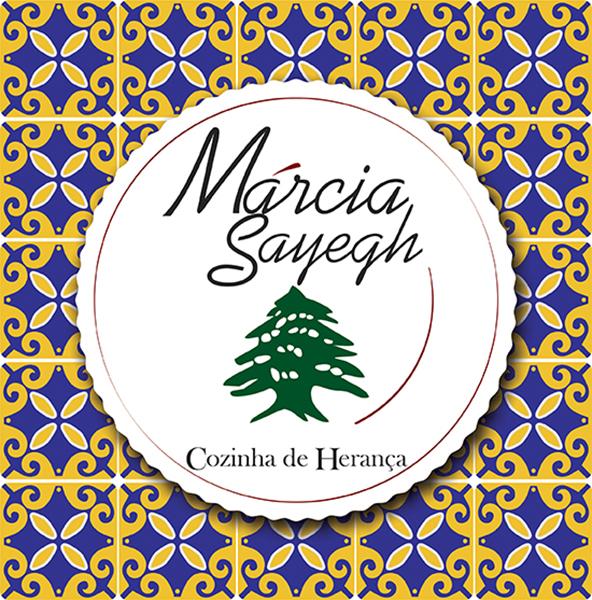Identidade Visual Corporativa - Marcia Sayegh - Chef de Cozinha especializada